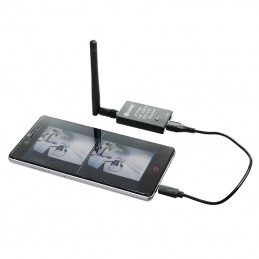 Receiver video FPV 5.8Ghz 150hp for phone, Android Tablet