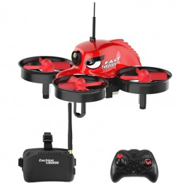 Micro drone E013 FPV 5.8Ghz with video mask RTF