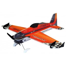 Edre 540 red 600mm Green RC Factory EPP Kit