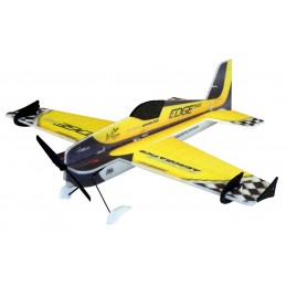 Edge 540 yellow 620mm RC Factory EPP Kit
