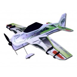 Crack green 800mm Kit RC Factory EPP Yak