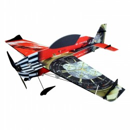 Extra 330 red SuperLite 840mm RC Factory EPP Kit