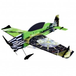 Extra 330 green SuperLite 840mm RC Factory EPP Kit