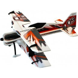 Crack Pitts red Backyard Series 755mm RC Factory EPP Kit