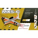 MXS-C Jaune Backyard Series 800mm Kit EPP RC Factory