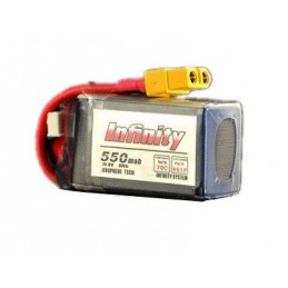 Li-Po 550mAh 70C 4S 14,8V (XT60) Infinity