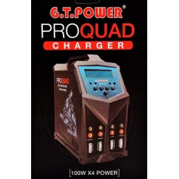 Chargeur ProQuad GT Power