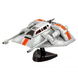 Star Wars Snowspeeder 1/52 + Revell paints