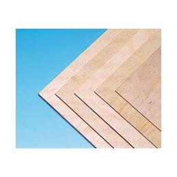 Plank plywood CTP 0.8x500x250mm