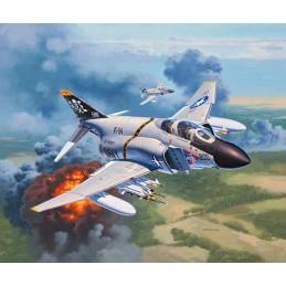 F-4J Phantom II 1/72 + peintures Revell