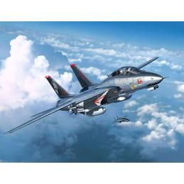 Grumman F-14D Super Tomcat 1/72 + peintures Revell