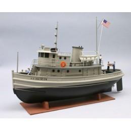 Bateau à construire U.S. ARMY TUG ST-74 Dumas