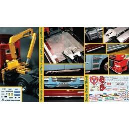Accessoires camions II 1/24 Italeri