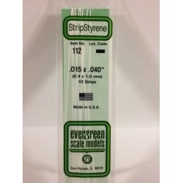 Baguette 0.38x1.00x350mm Ref : 112 - Evergreen