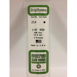 Round 3.2x350mm Ref: 214 - Evergreen