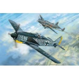 Focke Wulf 190a - 5 1/18 Hobby Boss