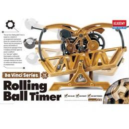 Rolling Ball Timer Leonardo da Vinci Academy