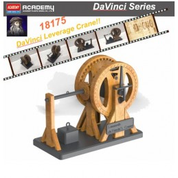 Crane to leverage Leonardo da Vinci Academy