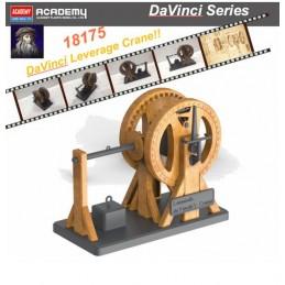 Grue à Levier Léonard De Vinci Academy