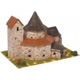 Church of Ottmarsheim (France) 4200pcs comp ceramic Aedes