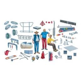 Accessoires camions 1/24 Italeri