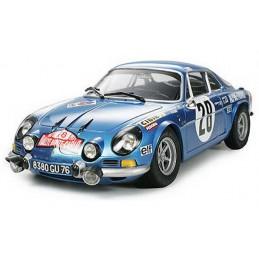 Renault Alpine A110 1/24 Tamiya