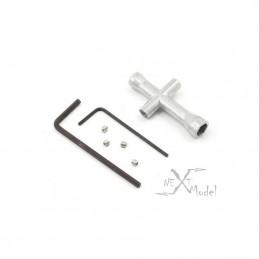 Mini clé en croix Tamiya