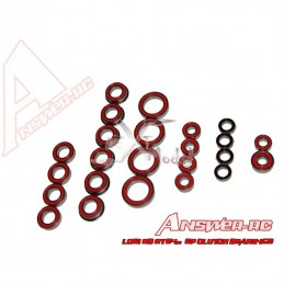 Kit sealed bearings Losi 1/8 Answer