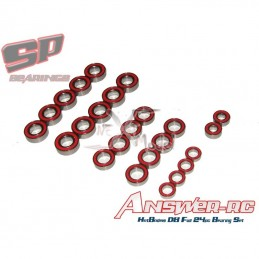 Kit sealed bearings Hyosho MP9 Answer