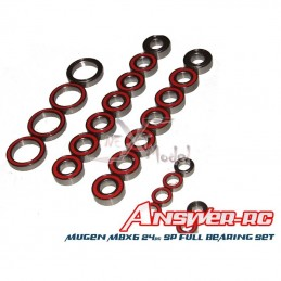 Kit sealed bearings Crono RS7 Answer
