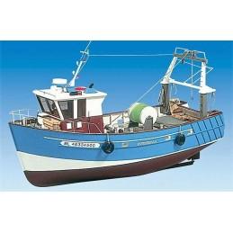 Ship to build Boulognes 534 Etaples 1/20 Billing Boats