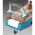 Bateau à construire Boulognes 534 Etaples 1/20 Billing Boats