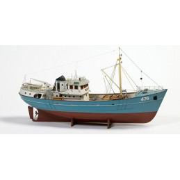 Ship to build Nordkap 476 1/50 Billing Boats