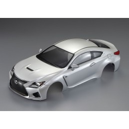 Carrosserie Lexus RC F blanc perle 1/10 195mm Killerbody