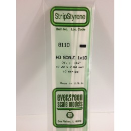 Wand HO 0.3x2.8x350mm Ref: 8110 - Evergreen