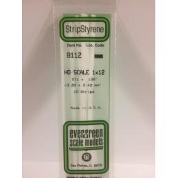 Wand HO 0.3x3.4x350mm Ref: 8112 - Evergreen