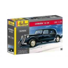 Citroën 15 CV 1/24 Heller