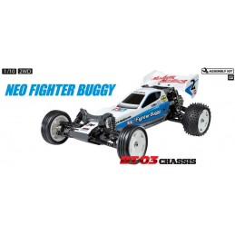 Neo Fighter Kit RTR Combo Tamiya DT - 03