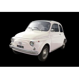 Fiat 500 F Version 1968 1/12 Italeri