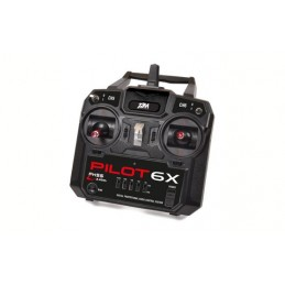 Radio Pilot 6X 2.4GHz 6Ch mode 1 T2M