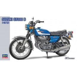 Suzuki GT380 B (1972) 1/12 Hasegawa