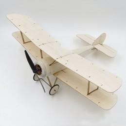 Sopwith Pup biplane 378mm balsa laser cutting