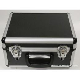 Suitcase alu 1 radio