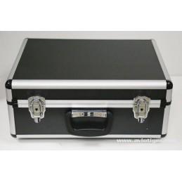 Alu suitcase 2 radios