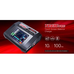 TD610 PRO 100w 12V charger / GT-Power 220V