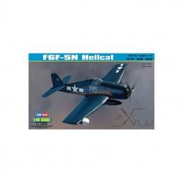F6F - 5N Hellcat Hobby Boss 1/48