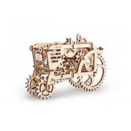 Tracteur Puzzle 3D bois UGEARS