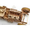 Voiture U-9 « Grand Prix » Puzzle 3D bois UGEARS