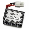 Batterie Li-Ion 9.6V 800mAh pour MT12 Funtek