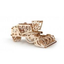 Moissonneuse batteuse Puzzle 3D bois UGEARS